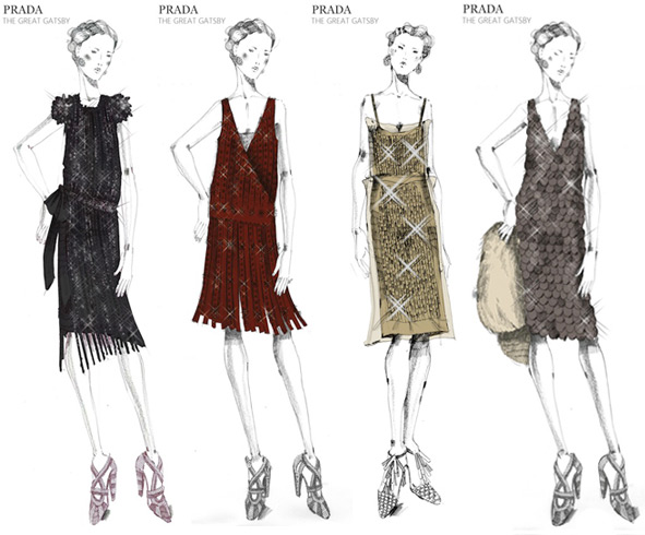Fashion from 1920 to 1930 34